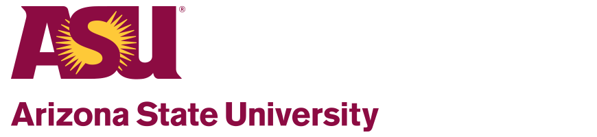 Arizona State University School of Earth and Space Exploration logo